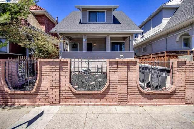 666 Apgar St, Oakland, CA 94609 (#BE40908217) :: Robert Balina | Synergize Realty