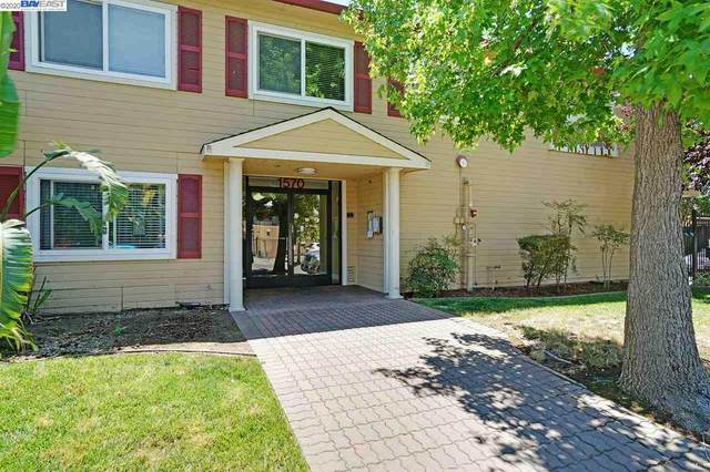 1570 165Th Ave 203, San Leandro, CA 94578 (#BE40908441) :: Robert Balina | Synergize Realty
