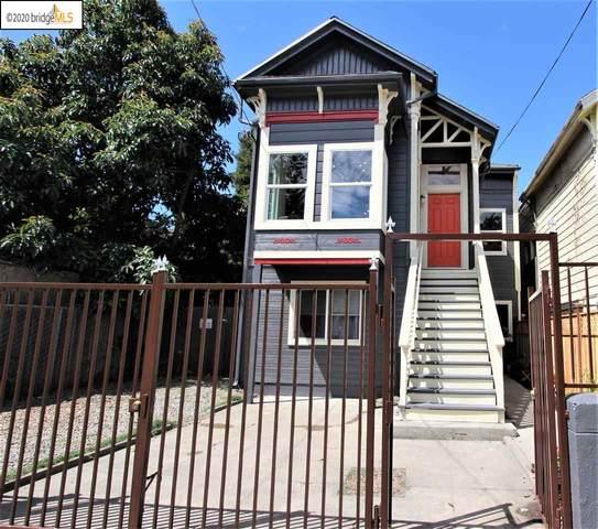 1490 12Th St, Oakland, CA 94607 (#EB40908469) :: Robert Balina | Synergize Realty