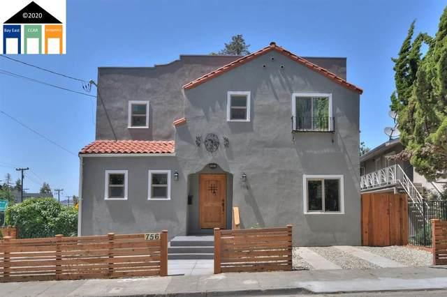 756 Barbara, Oakland, CA 94610 (#MR40908477) :: RE/MAX Gold