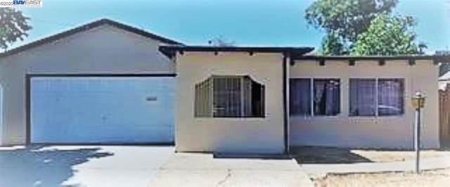 353 Shepherd Ave, Hayward, CA 94544 (#BE40908598) :: The Kulda Real Estate Group