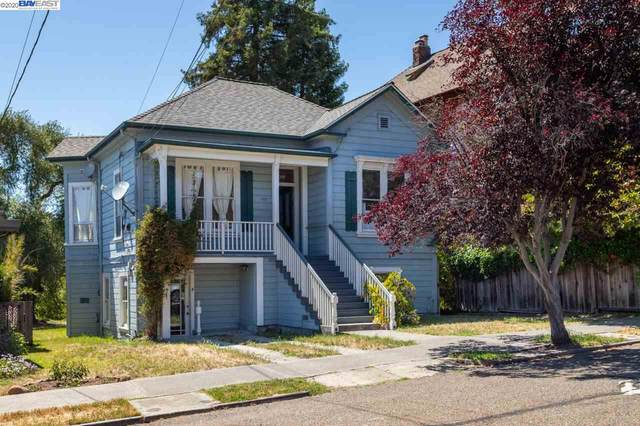 1422 Milvia St, Berkeley, CA 94709 (#BE40908993) :: Alex Brant Properties