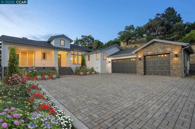 1698 Reliez Valley Road, Lafayette, CA 94549 (#CC40907808) :: Strock Real Estate