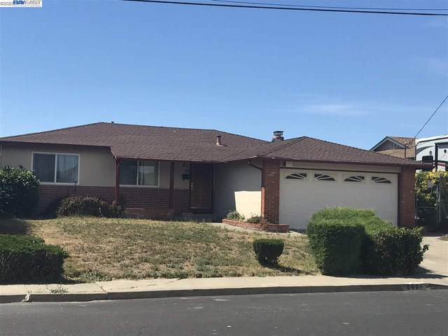 Rim Rd, San Pablo, CA 94806 (#BE40909022) :: Strock Real Estate