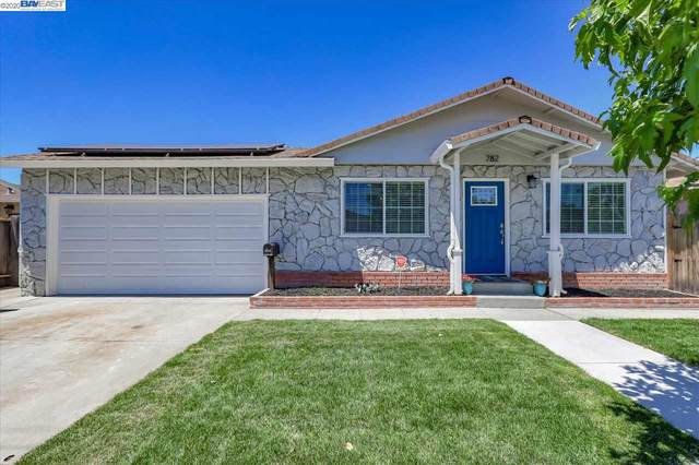 782 Nightingale St, Livermore, CA 94551 (#BE40909062) :: Real Estate Experts