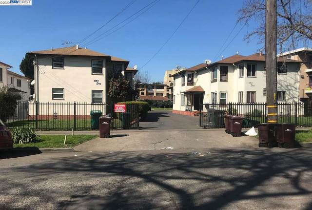 1773 28Th Ave, Oakland, CA 94601 (#BE40909105) :: Strock Real Estate