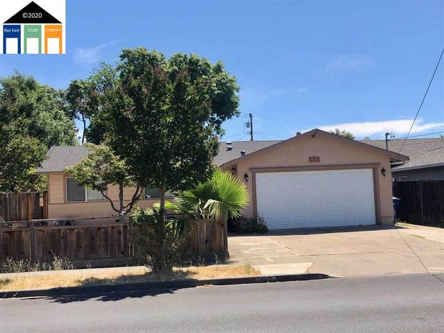 2686 E Olivera Rd, Concord, CA 94519 (#MR40909337) :: Robert Balina | Synergize Realty