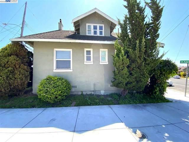 5625 Market St, Oakland, CA 94608 (#BE40909417) :: Alex Brant Properties