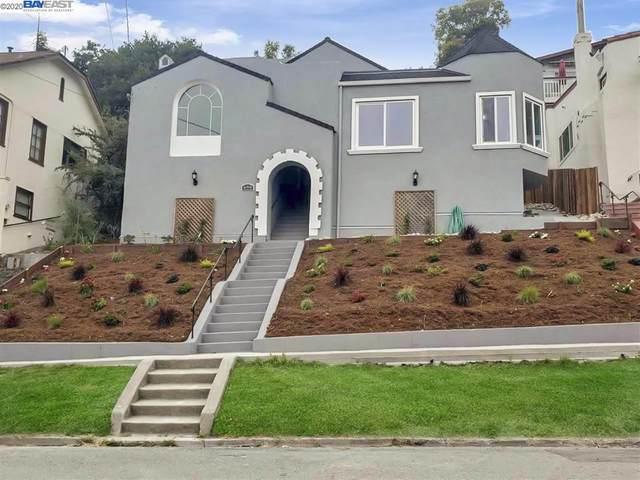 698 Santa Ray Ave, Oakland, CA 94610 (#BE40909450) :: The Realty Society