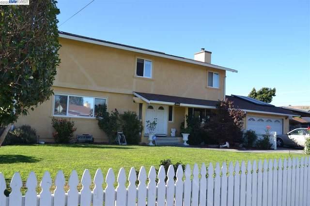 935 Folsom Ave, Hayward, CA 94544 (#BE40909461) :: The Realty Society