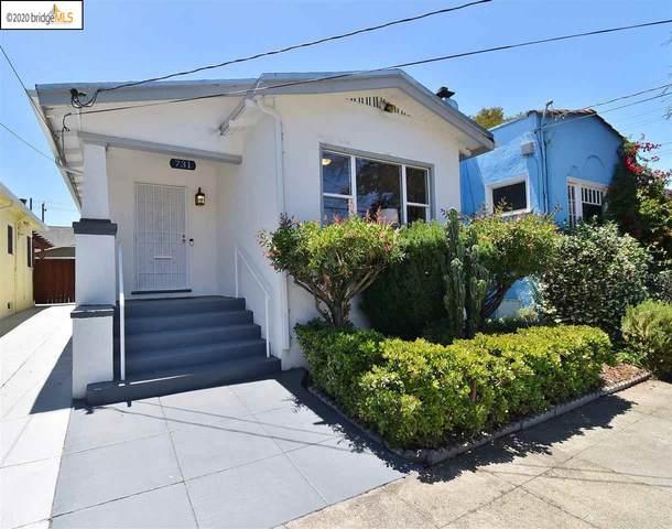 731 46Th St, Oakland, CA 94609 (#EB40909481) :: Robert Balina | Synergize Realty