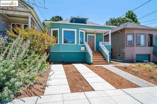 1081 66th St, Oakland, CA 94608 (#EB40909597) :: Alex Brant Properties