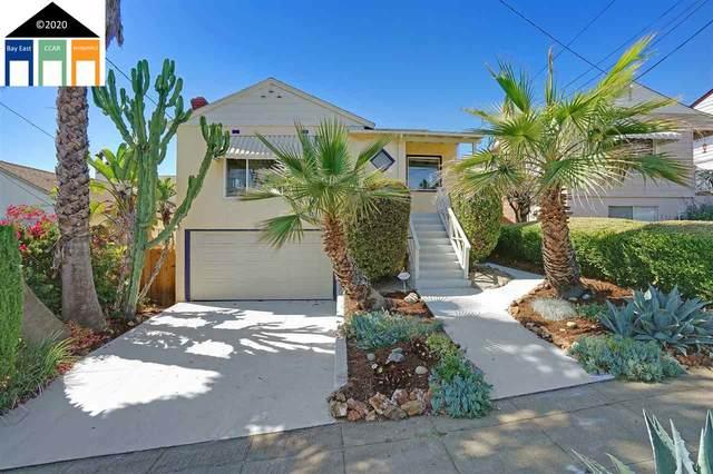 2973 Barrett St, Oakland, CA 94605 (#MR40909686) :: The Kulda Real Estate Group