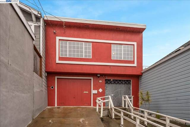 Palou Ave, San Francisco, CA 94124 (#BE40909769) :: Real Estate Experts