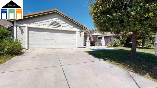203 Dyer Ave, Manteca, CA 95336 (#MR40909838) :: Strock Real Estate