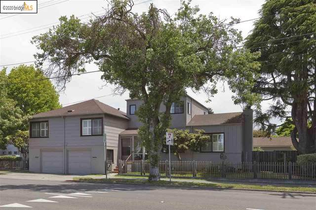1701 Sacramento St, Berkeley, CA 94702 (#EB40909910) :: Real Estate Experts