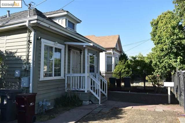 73Rd Ave, Oakland, CA 94621 (#EB40909931) :: Strock Real Estate