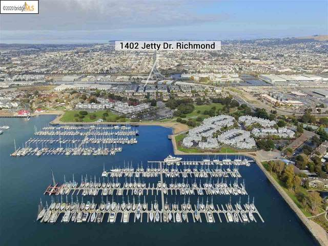 1402 Jetty Dr, Richmond, CA 94804 (#EB40910015) :: Alex Brant Properties