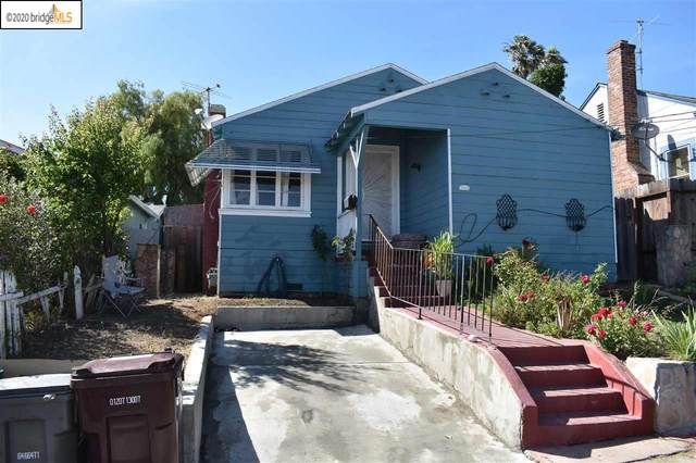2633 78Th Ave, Oakland, CA 94605 (#EB40910056) :: Strock Real Estate