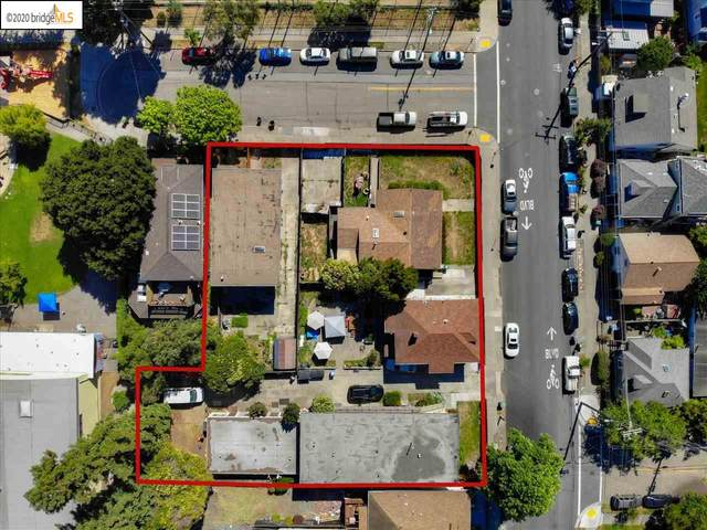 1743 Russell St, Berkeley, CA 94703 (#EB40910119) :: RE/MAX Gold