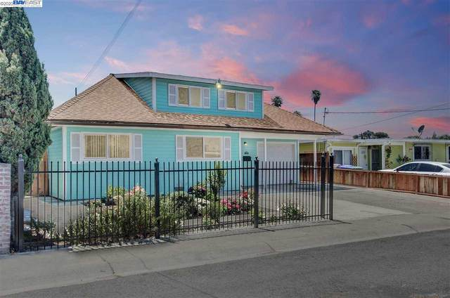 704 Griffin Dr, Richmond, CA 94806 (#BE40910190) :: Strock Real Estate