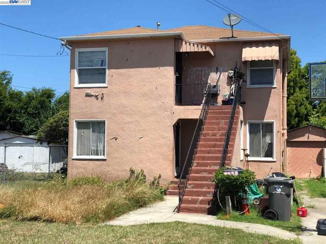 1054 63Rd St, Oakland, CA 94608 (#BE40909141) :: Robert Balina | Synergize Realty
