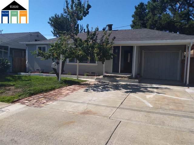 324 Warner Ave, Hayward, CA 94544 (#MR40910218) :: The Kulda Real Estate Group