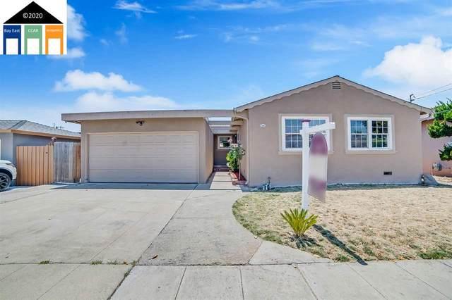 1240 Henderson, Hayward, CA 94544 (#MR40910274) :: The Kulda Real Estate Group