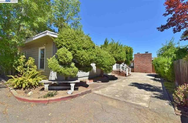 2878 Hillcrest Ave, Hayward, CA 94542 (#BE40910310) :: Alex Brant Properties