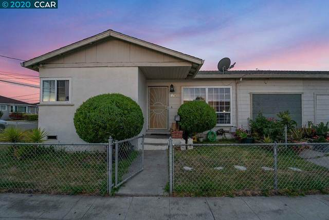 136 S 31St St, Richmond, CA 94804 (#CC40910323) :: Robert Balina | Synergize Realty