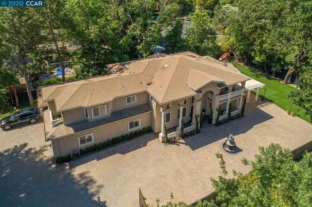 2733 Danville Blvd., Alamo, CA 94507 (#CC40910382) :: Strock Real Estate