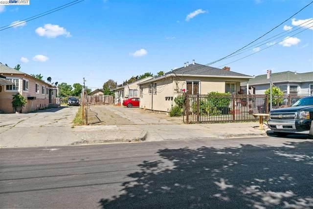 9631 Sunnyside St, Oakland, CA 94603 (#BE40910444) :: The Realty Society