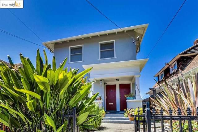 2320 10Th St, Berkeley, CA 94710 (#EB40910506) :: Intero Real Estate