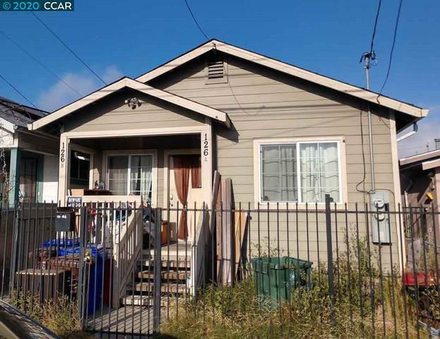 2nd Street, Richmond, CA 94801 (#CC40910522) :: The Goss Real Estate Group, Keller Williams Bay Area Estates