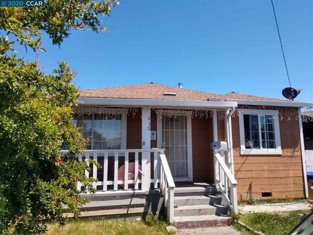 638 12th Street, Richmond, CA 94801 (#CC40910527) :: The Goss Real Estate Group, Keller Williams Bay Area Estates
