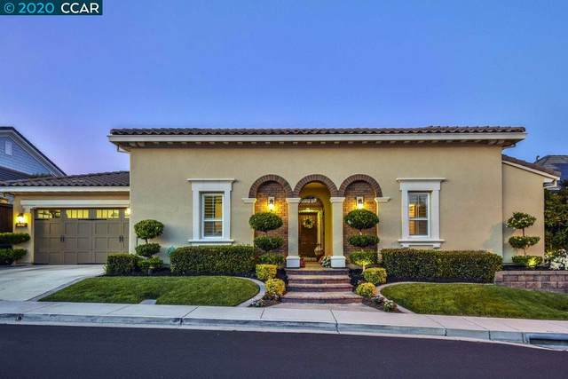 1152 Saint Julien St, Brentwood, CA 94513 (#CC40910579) :: The Realty Society