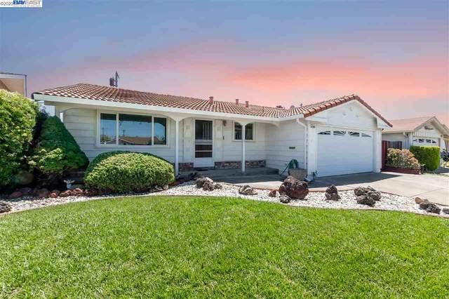 25462 Calaroga Ave, Hayward, CA 94545 (#BE40910655) :: Robert Balina   Synergize Realty