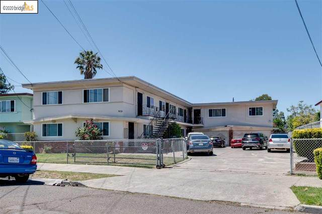 9031 Hillside, Oakland, CA 94605 (#EB40910761) :: Strock Real Estate