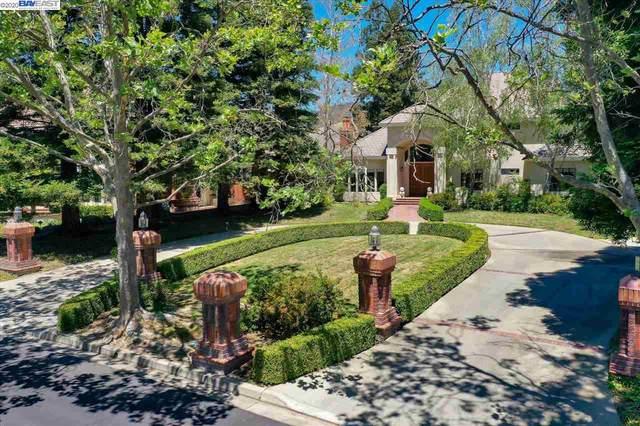 215 S Ridge Ct, Danville, CA 94506 (#BE40910779) :: Alex Brant Properties