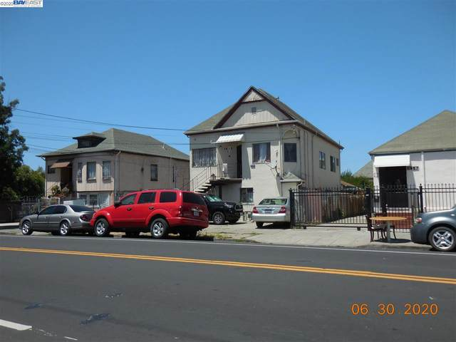 1453 35Th Ave, Oakland, CA 94601 (#BE40911094) :: Strock Real Estate