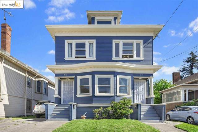 817 54th St, Oakland, CA 94608 (#EB40911179) :: Strock Real Estate