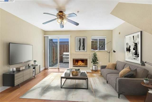260 Flint Ct 5, Hayward, CA 94541 (#BE40911189) :: The Kulda Real Estate Group