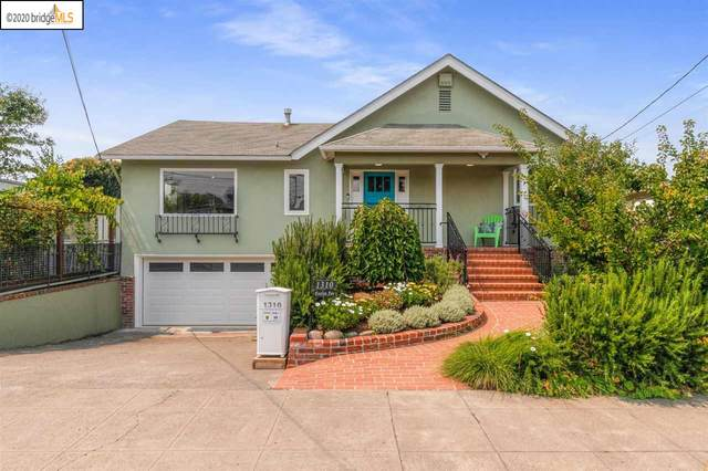 1310 Evelyn Ave, Berkeley, CA 94702 (#EB40911245) :: The Sean Cooper Real Estate Group