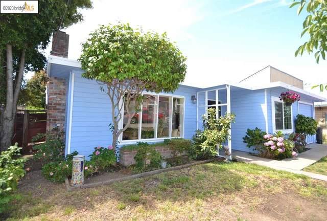 438 Elmwood Ln, Hayward, CA 94541 (#EB40911364) :: The Kulda Real Estate Group
