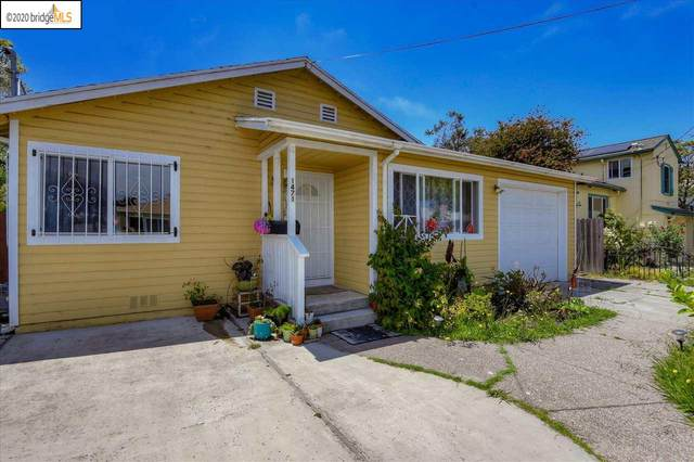 1471 San Joaquin Street, Richmond, CA 94804 (#EB40909277) :: Strock Real Estate