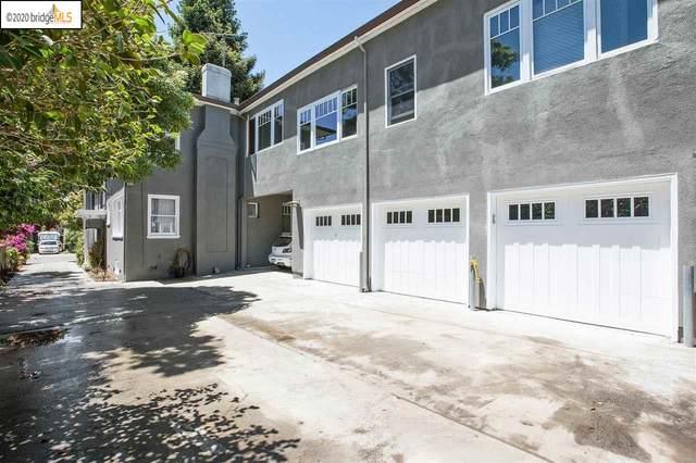 6426 Benvenue Ave 4, Oakland, CA 94618 (#EB40911388) :: Alex Brant Properties