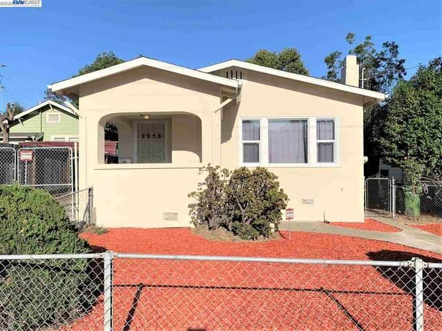 2958 Fruitvale Ave, Oakland, CA 94602 (#BE40911525) :: The Goss Real Estate Group, Keller Williams Bay Area Estates
