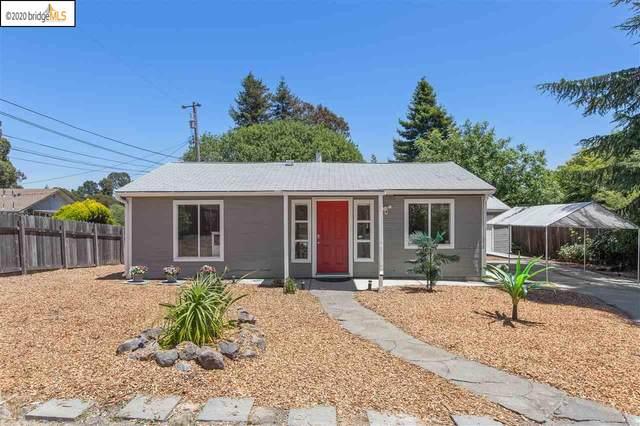 590 La Paloma Rd, El Sobrante, CA 94803 (#EB40909394) :: Strock Real Estate