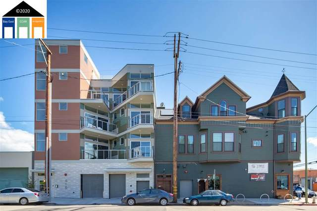350 4th Street, Oakland, CA 94607 (#MR40911689) :: Robert Balina | Synergize Realty