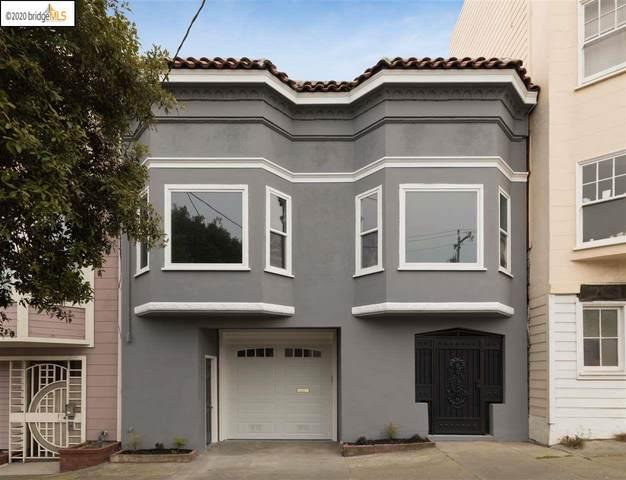 4945 Anza St, San Francisco, CA 94121 (#EB40911694) :: The Kulda Real Estate Group